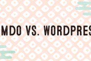 jimdo VS WordPress